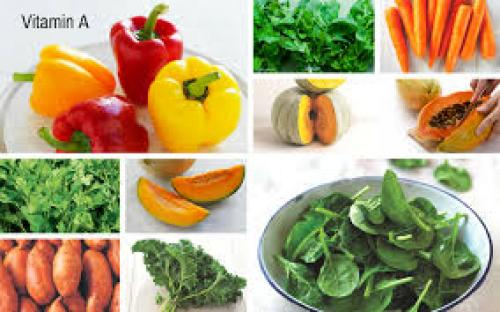 10 Vitamin A Rich Foods: Say Yes to Bright Coloured Veggies