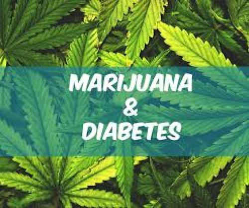 Marijuana Decreases Insulin Resistance, Improves Blood Sugar Control