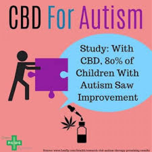 Study: With CBD, 80% of Children With Autism Saw Improvement