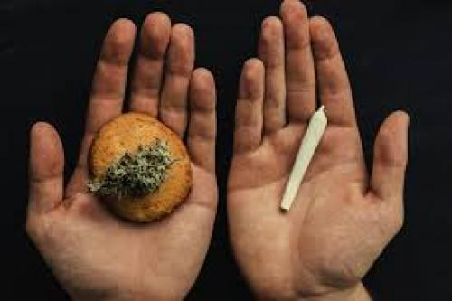 How the Effects of Eating Cannabis Differ from Smoking It